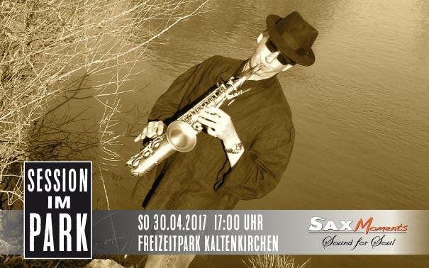 Heiko Frehse, Saxophonist & Redner für Live-Musik-Events in Kisdorf.