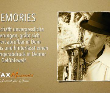 Heiko Frehse, Saxophonist & Redner für besondere Anlässe.