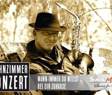 Heiko Frehse, Saxophonist & Redner für Live-Musik-Events in Deinem Wohnzimmer.