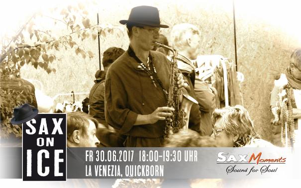 Heiko Frehse, Saxophonist & Redner für Live-Musik-Events Quickborn-Heide.