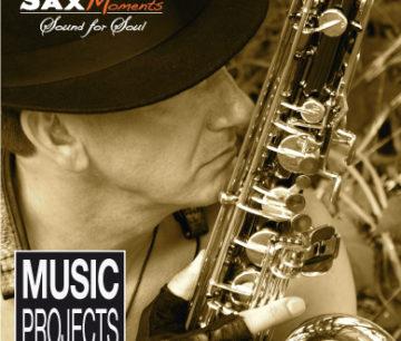 Heiko Frehse, Saxophonist & Redner für Live-Musik-Events.