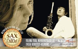 HATHA-Yoga & SaxChillOut, Henstedt-Ulzburg (24558) @ Yogastudio Yolima | Henstedt-Ulzburg | Schleswig-Holstein | Deutschland