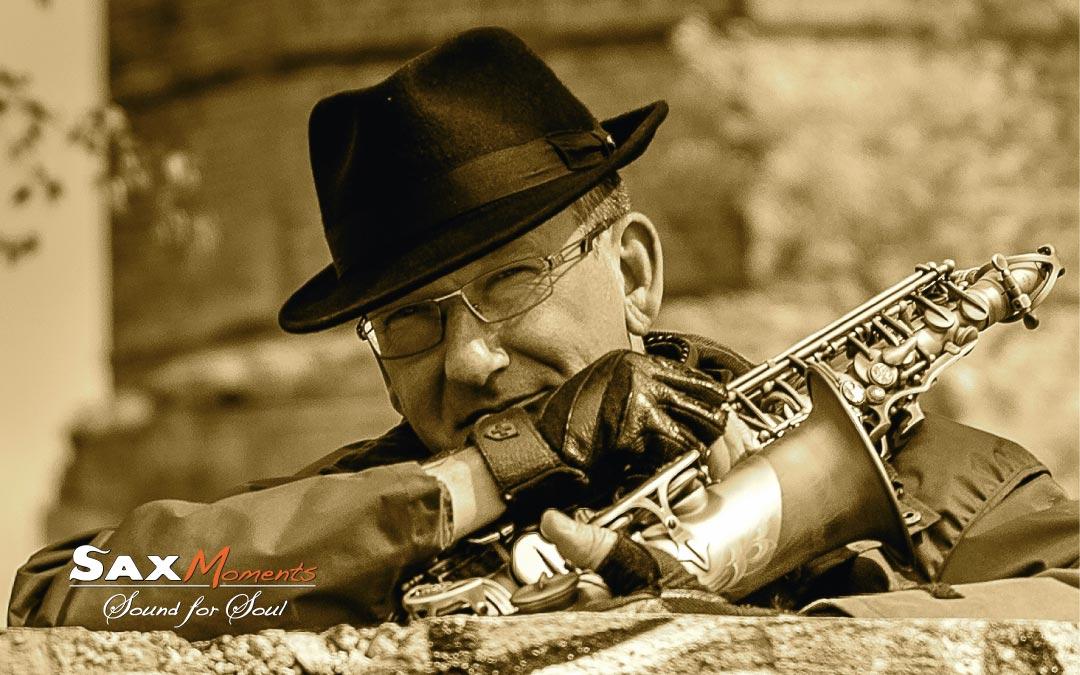 Heiko Frehse, Saxophonist für Live-Musik-Events in Lübeck und Schwerin.