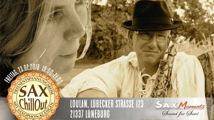 Heiko Frehse, Saxophonist & Redner für Live-Musik-Events in Lüneburg im Yoga-Studio LOULAN.