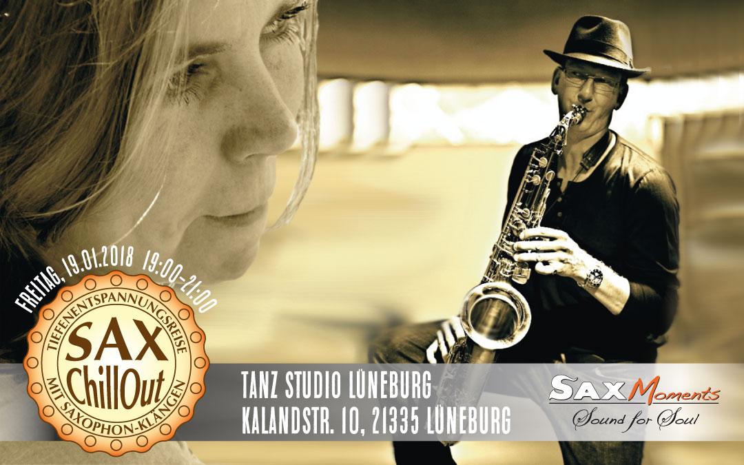 Heiko Frehse, Saxophonist & Redner für Live-Musik-Events in Lüneburg.