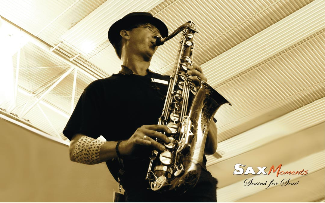 Heiko Frehse, Saxophonist & Redner für Live-Musik-Events in Neumünster und Rendsburg.