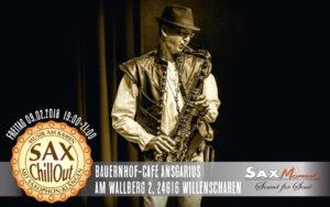 SaxChillOut am Kamin im Ansgarius, Willenscharen (24616) @ Hof-Café Ansgarius, Willenscharen (24616) | Willenscharen | Schleswig-Holstein | Deutschland