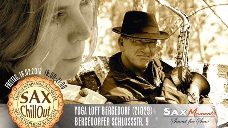 Heiko Frehse, Saxophonist für Live-Musik-Events in Hamburg-Bergedorf.