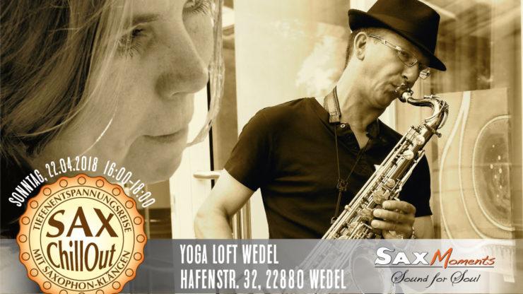 Heiko Frehse, Saxophonist für Live-Musik-Events in Hamburg-Wedel.