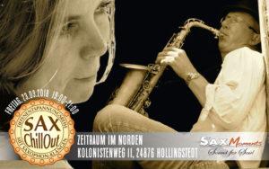 SaxChillOut mit Tiefenentspannungsreise, Hollingstedt (24876) @ ZeitRaum im Norden | Hollingstedt/ Friedrichsfeld (Schleswig-Holstein) | Schleswig-Holstein | Deutschland