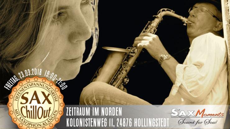Heiko Frehse, Saxophonist & Redner für Live-Musik-Events in Hollingstedt, zwischen Schleswig und Husum.