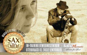 SaxChillOut mit Traumsreise, im-training Kaltenkirchen (24568) @ im-training Bewegungszentrum | Lentföhrden | Schleswig-Holstein | Deutschland