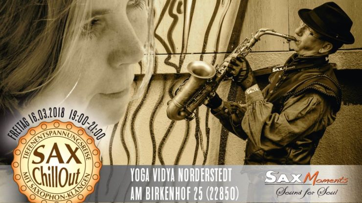 Heiko Frehse, Saxophonist & Redner für Live-Musik-Events in Hamburg-Norderstedt.
