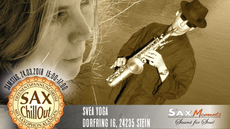 Heiko Frehse, Saxophonist für Live-Musik-Events in Stein (Kiel).