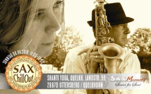 SaxChillOut mit Tiefenentspannungsreise, Ottersberg / Quelkhorn (28870) @ Shanti Yoga  | Ottersberg | Niedersachsen | Deutschland