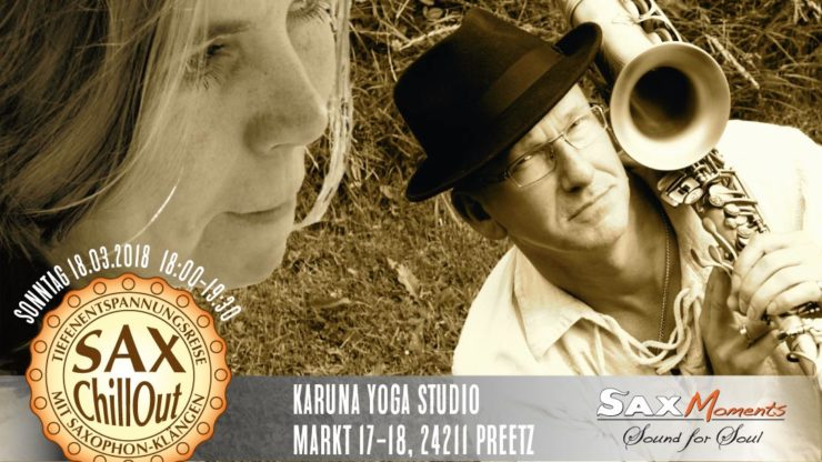 Heiko Frehse, Saxophonist & Redner für Live-Musik-Events in Preetz.