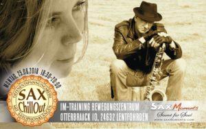 SaxChillOut mit Tiefenentspannungsreise, Lentföhrden (24632) @ im-training Bewegungszentrum | Lentföhrden | Schleswig-Holstein | Deutschland