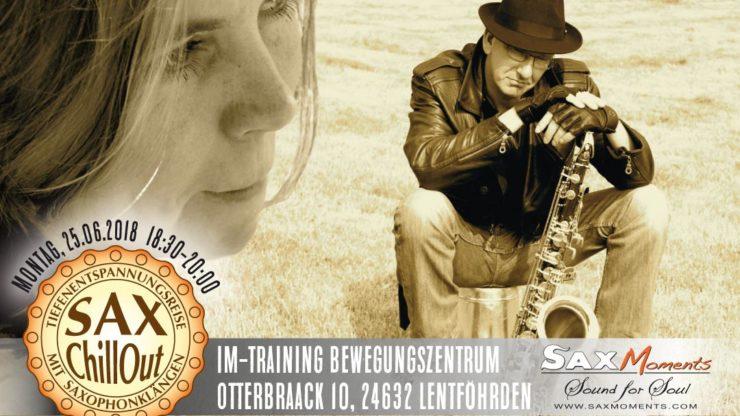 Heiko Frehse, freier Redner & Saxophonist in Lentföhrden.
