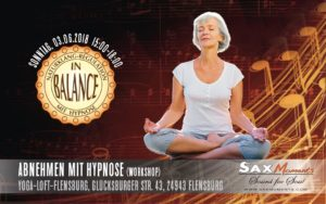 Abnehmen mit Hypnose, Flensburg @ Yoga-Loft-Flensburg | Flensburg | Schleswig-Holstein | Deutschland