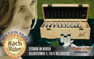 Bachblüten-Workshop, Hollingstedt (24876) @ ZeitRaum im Norden | Hollingstedt/ Friedrichsfeld (Schleswig-Holstein) | Schleswig-Holstein | Deutschland