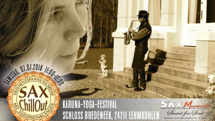 Heiko Frehse, freier Redner & Saxophonist in Bredeneek.