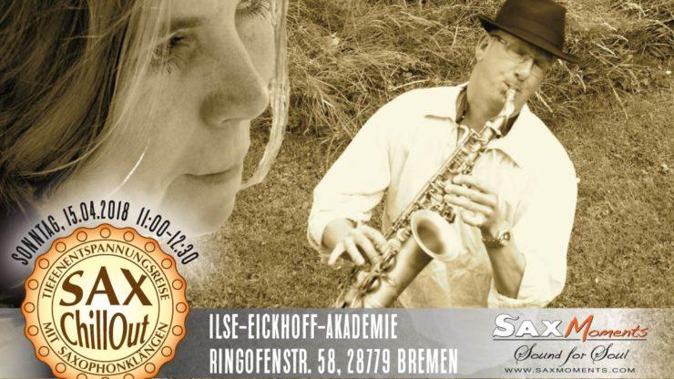 Heiko Frehse, Saxophonist für Live-Musik-Events und SaxChillOuts in Bremen.