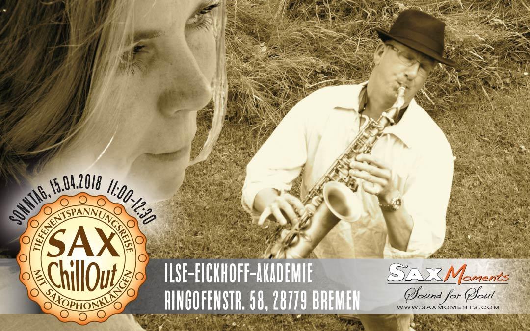Heiko Frehse, freier Redner & Saxophonist in Bremen.