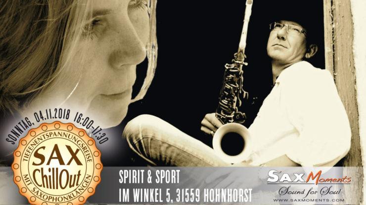 Heiko Frehse, freier Redner & Saxophonist in Hannover.