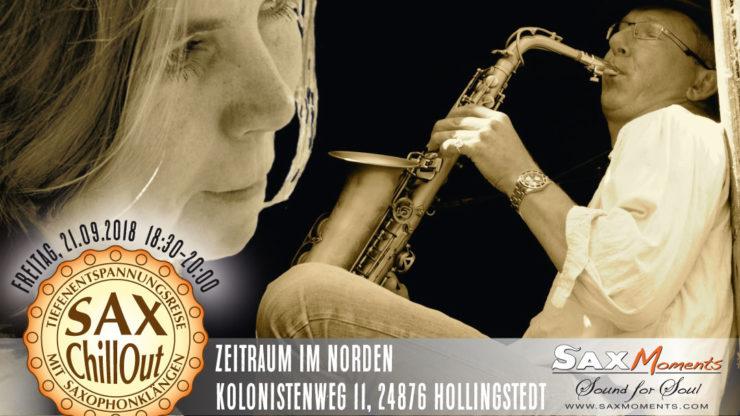 Heiko Frehse, freier Redner & Saxophonist in Hollingstedt.