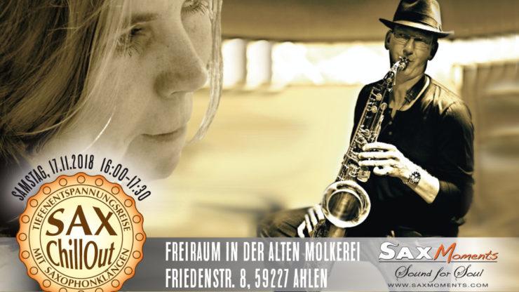 Heiko Frehse, freier Redner & Saxophonist in Ahlen.