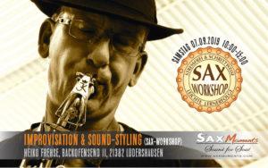 Sax-Workshop: Improvisation & Sound-Styling @ Lüdershausen (21382) | Brietlingen | Niedersachsen | Deutschland