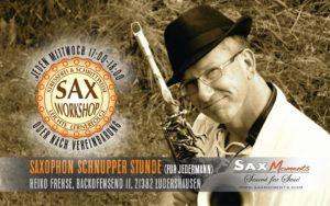 Saxophon Schnupper Stunde @ Lüdershausen (21382) | Brietlingen | Niedersachsen | Deutschland