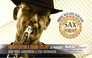 Sax-Workshop: Improvisation & Sound-Styling @ Lüdershausen (21382) | Brietlingen | Niedersachsen | Deutschland