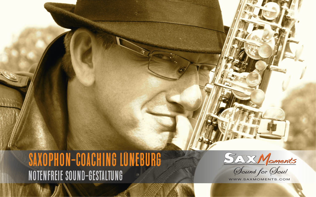 Heiko Frehse, Saxophonist & Freier Redner rund um Lüneburg.