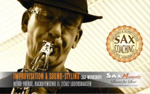 Sax- & Clarinet-Workshop: Improvisation & Sound-Styling @ Lüdershausen (21382) | Brietlingen | Niedersachsen | Deutschland