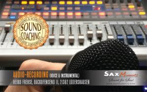 Audio-Recording, Lüneburg @ Lüdershausen (21382) | Brietlingen | Niedersachsen | Deutschland